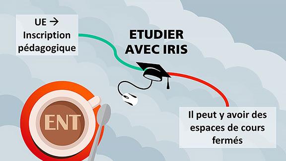 Illustration pour IRIS