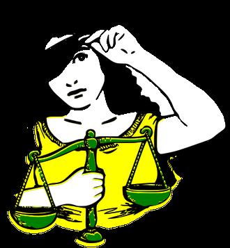 "Illustration ""Guide juridique"""
